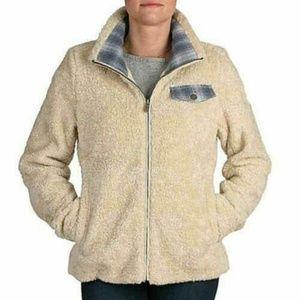 Pendleton Fuzzy Full Zip Coat Jacket